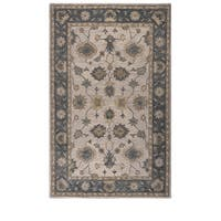 Napoli Collection Border Area Rug (5' x 8')