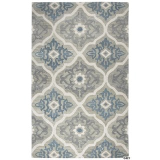 Rizzy Home Leone Collection Medallion Area Rug (8' x 10')