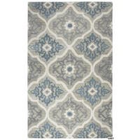 Napoli Collection Medallion Area Rug (8' x 10')