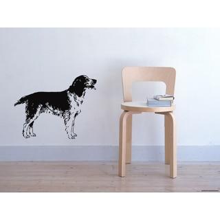 Springer Spaniel Dog Puppy Breed Pet Wall Art Sticker Decal