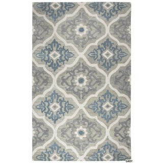 Rizzy Home Leone Collection Medallion Area Rug (9' x 12')