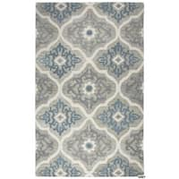 Rizzy Home Leone Collection Medallion Area Rug - 9' x 12'