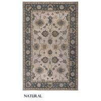 Napoli Collection Border Area Rug (9' x 12') - 9' x 12'