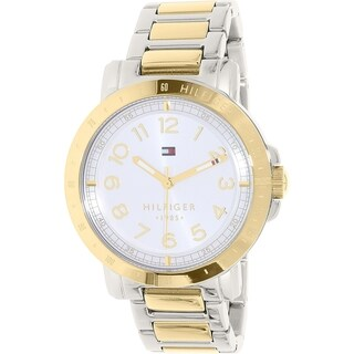 Tommy Hilfiger Women's Stainless Steel 1781398 Quartz Watch