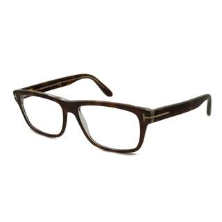 Tom Ford Men's TF5320 Rectangular Optical Frame