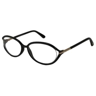 Tom Ford Women's TF5212 Oval Optical Frame
