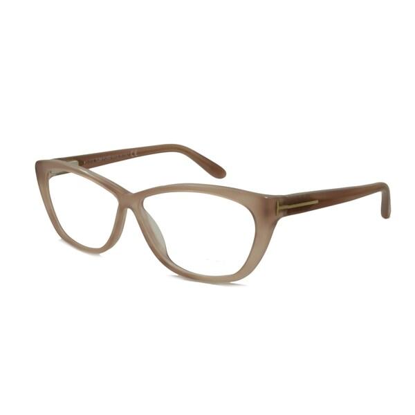 97b30f5b09 Shop Tom Ford Women s TF5227 Cat-Eye Optical Frame - Free Shipping ...