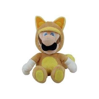 Nintendo Super Mario Kitsune Luigi Cute Soft Plush Toy
