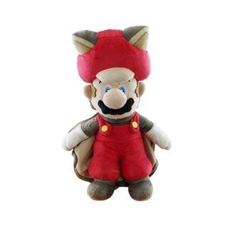 Nintendo Super Mario Flying Squirrel Mario Cute Soft Plush Toy