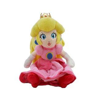 Nintendo 8-inch Super Mario Peach Cute Soft Plush Toy