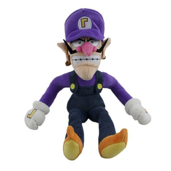 Nintendo 11-inch Super Mario Waluigi Cute Soft Plush Toy
