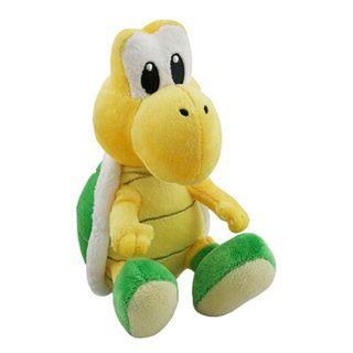Nintendo 5-inch Super Mario Koopa Troopa Cute Soft Plush Toy