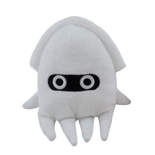 Nintendo 6-inch Super Mario Blooper Cute Soft Plush Toy