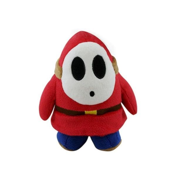 Nintendo 5-inch Super Mario Shy Guy Cute Soft Plush Toy
