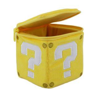 Nintendo 5-inch Super Mario Coin Box Cute Soft Plush Toy