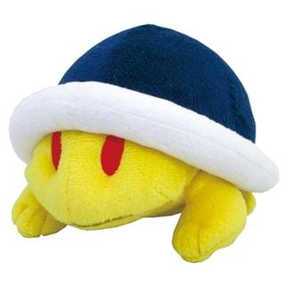 Nintendo 4-inch Super Mario Buzzy Beetle Cute Soft Plush Toy