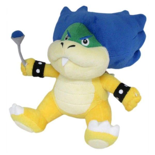 Nintendo 7-inch Super Mario Ludwig Von Koopa Cute Soft Plush Toy