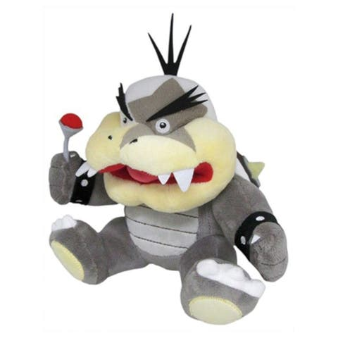 Nintendo 9-inch Super Mario Morton Koopa Cute Soft Plush Toy