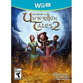 The Book of Unwritten Tales 2 For WiiU