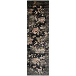 Rizzy Home Bay Side Collection Traditional Runner Rug (2' 3 x 7'7)