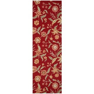 Rizzy Home Country Collection Runner Rug (2'6 x 8')