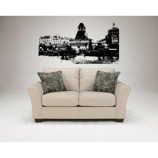 Moscow Skyline City Old city Wall Art Sticker Decal