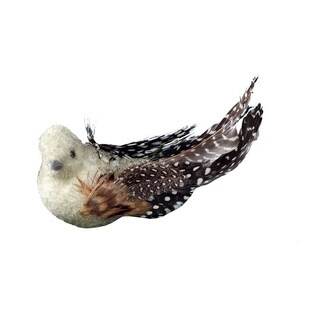 4.5-inch Chickadee Bird Clip (Pack of 12)