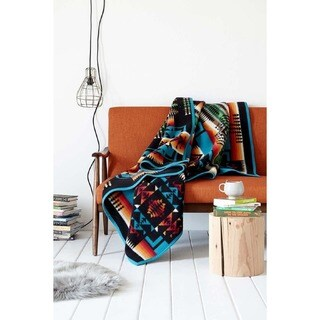 Pendleton 51105 Chief Joseph Black Blanket