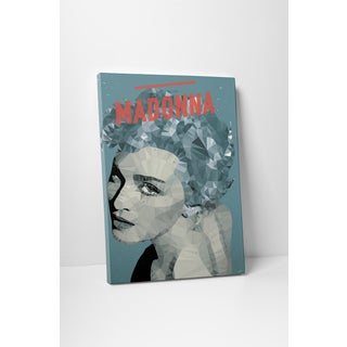 American Flat 'Madonna' Gallery Wrapped Canvas Wall Art