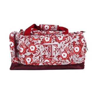 K-Sports Texas A&M 22-inch Extra Large Duffle Bag