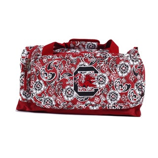 K-Sports South Carolina Gamecocks 22-inch Extra Large Duffle Bag