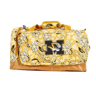 K-Sports Missouri Tigers 22-inch Extra Large Duffle Bag