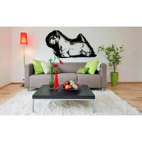 Scottish Terrier (Scottie) Dog Wall Art Sticker Decal