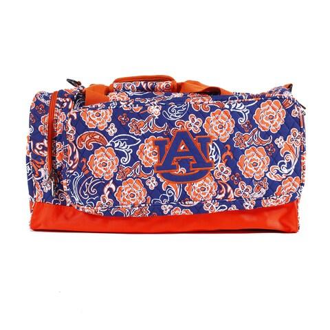 K-Sports Auburn Tigers 22-inch Extra Large Duffle Bag