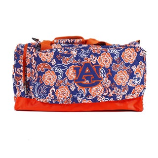 K-Sports Auburn Tigers 22-inch Extra Large Duffle Bag