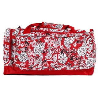 K-Sports Alabama Crimson Tide 22-inch Extra Large Duffle Bag