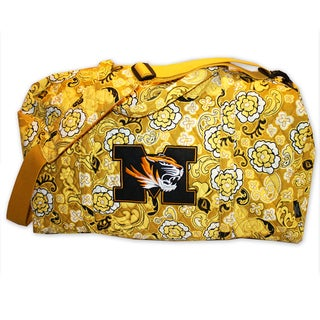 K-Sports Missouri Tigers 22-inch Large Duffle Bag