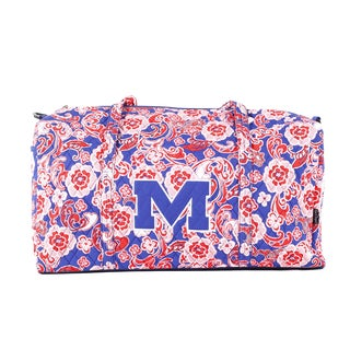 K-Sports Mississippi Ole Miss 22-inch Large Duffle Bag