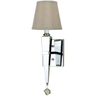 Margo Cream Shade Wall Sconce