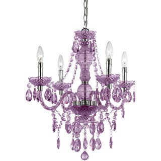 Buy Purple Ceiling Lights Online at Overstock.com | Our Best ...