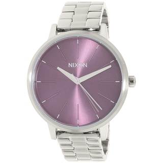 Nixon Women's Stainless Steel Kensington A0992157 Quartz Watch
