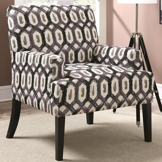 Barcelona LaBarca Design Geometric Patterned Accent Chair