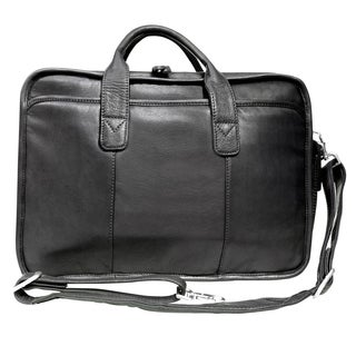 Canyon Outback Leather Glacier Canyon 16-inch Slim-Line Briefcase