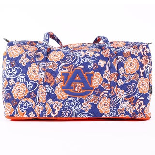 K-Sports Auburn Tigers 22-inch Large Duffle Bag