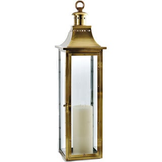 Traditions Antique Brass 36-inch Lantern