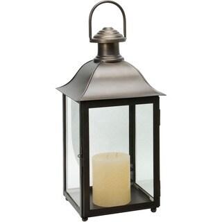Carriage Bronze 24-inch Lantern