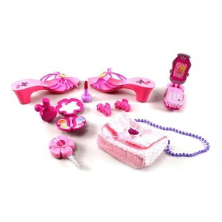 Princess Susy 'Glam Girl' Toy Fashion Beauty Set