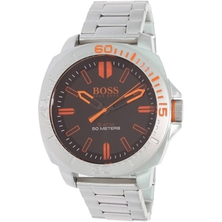 Hugo Boss Men's Stainless Steel Sao Paulo 1513296 Quartz Watch