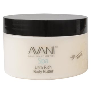 Avani Ultra Rich Milk and Honey Body Butter