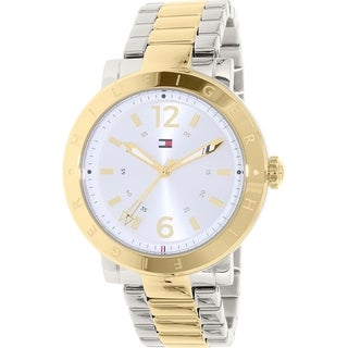 Tommy Hilfiger Women's Stainless Steel Table 1781620 Quartz Watch